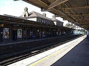 station image