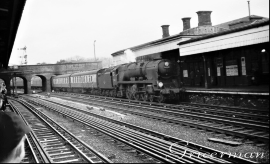 Ashford 1961 Old Photo