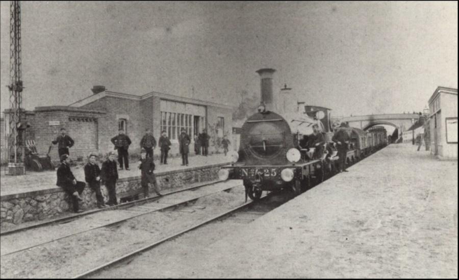 Borough Green and Wrotham 1882