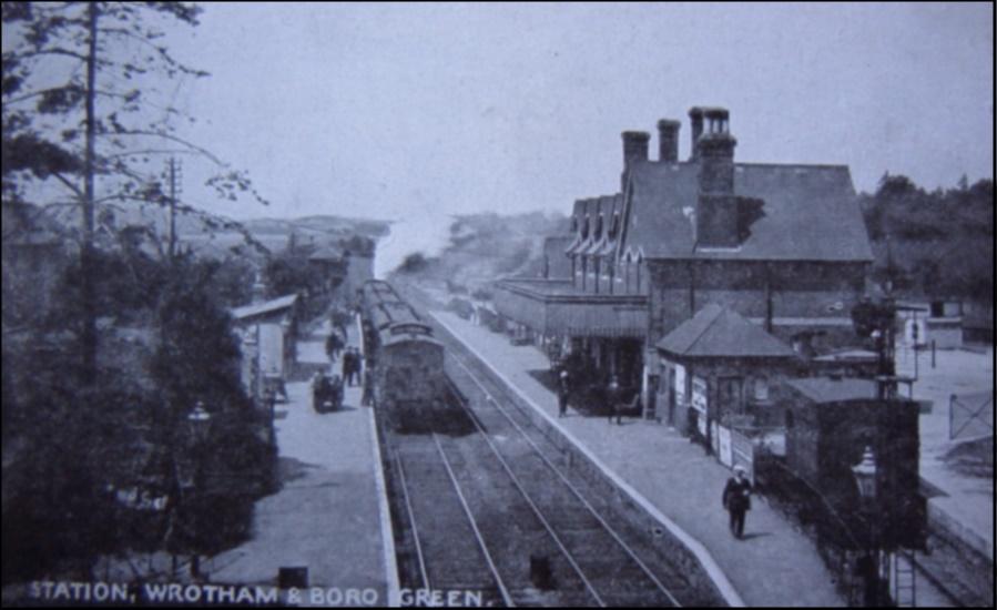 Borough Green and Wrotham 1922