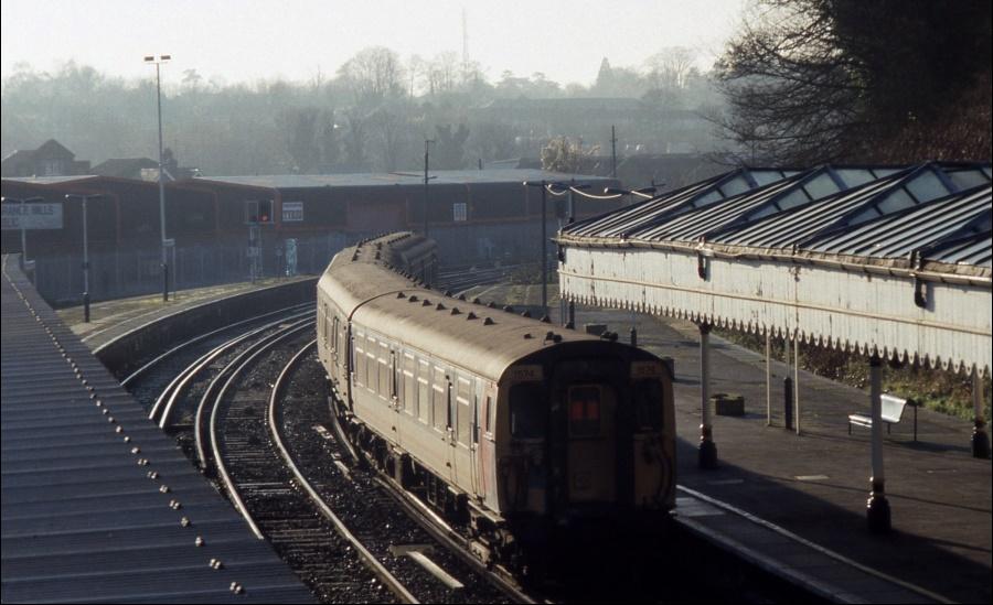 Maidstone West 1998