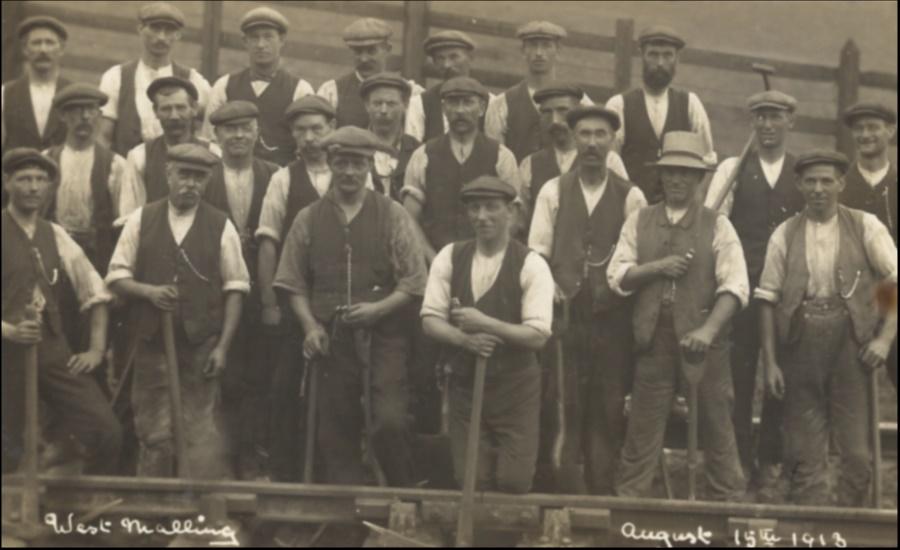 West Malling 1913