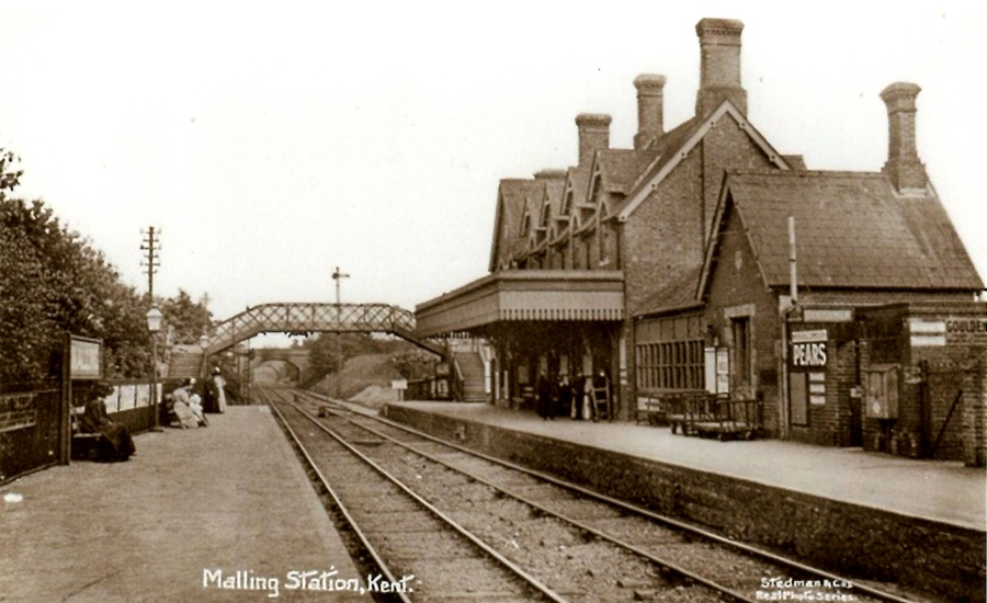 West Malling old photo