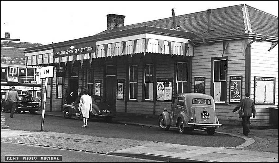 Sheerness Station