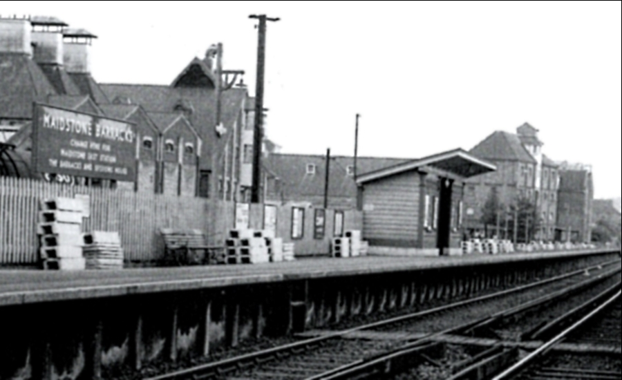 Maidstone Barracks Old Photo