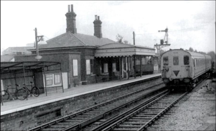 Yalding Station Old Photos 2