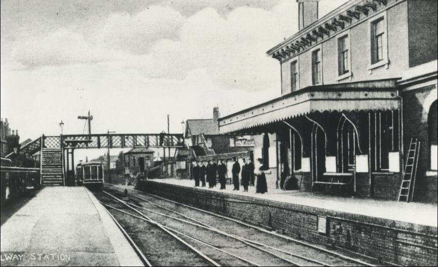 Snodland Station