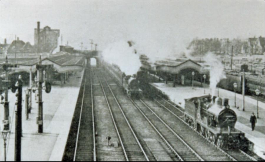 Ashford old image3 Courtesy of Ashford Borough Council Museum
