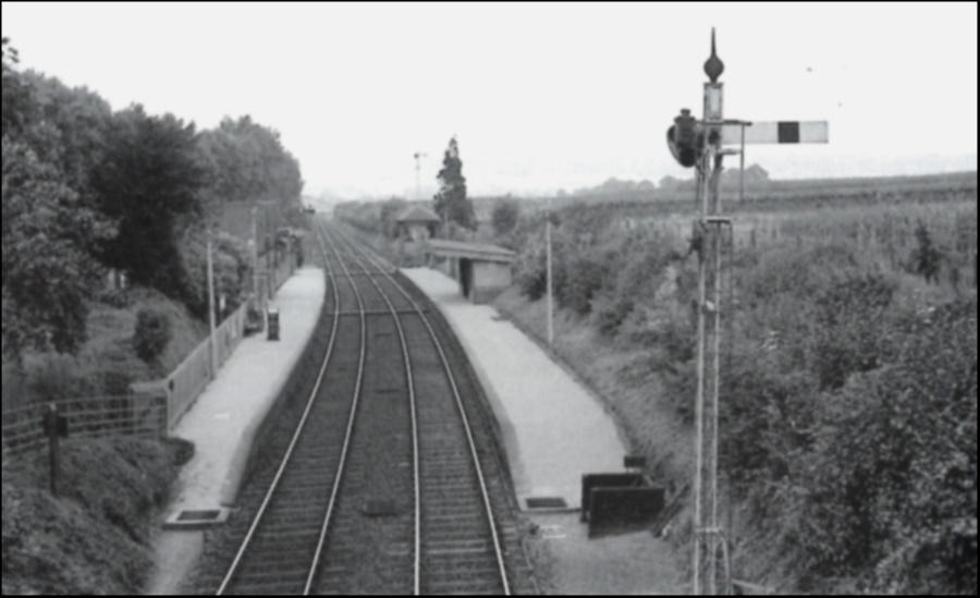 Barming Station 1916