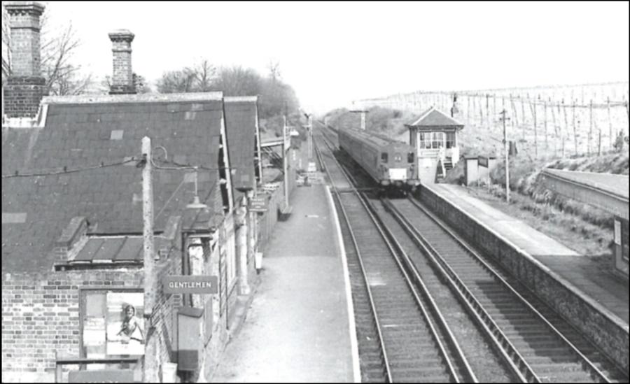 Barming Station 1967