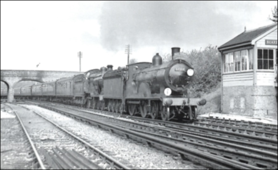 Bearsted Station 1961