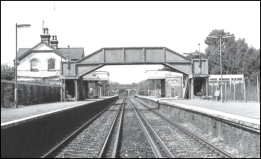 Bearsted Station 1989