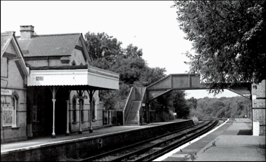 Hollingbourne Station 2 1989