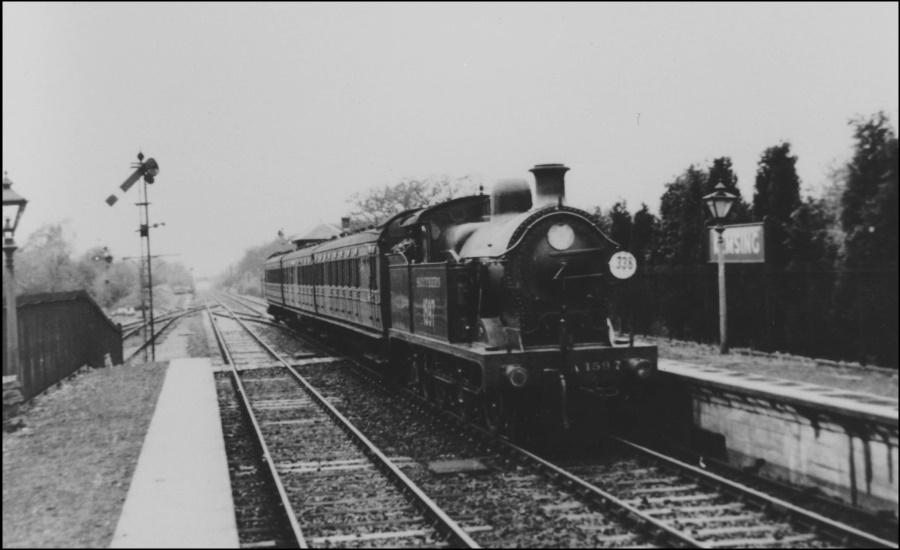Kemsing Station 2 1938