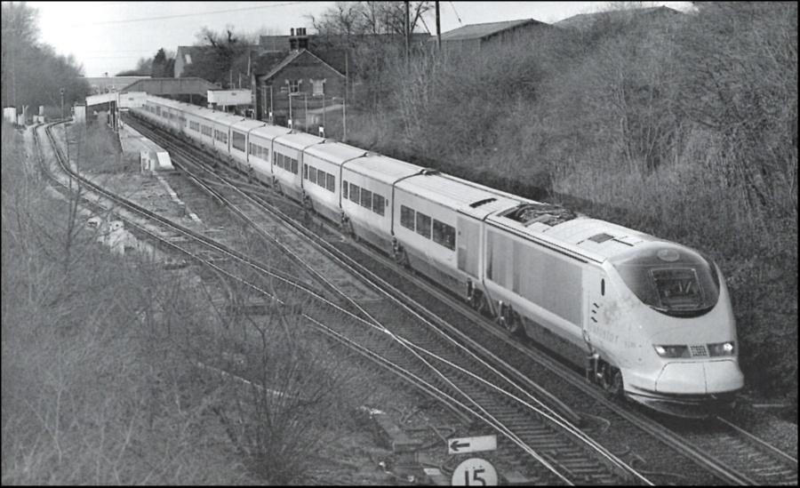 Lenham Station 1994