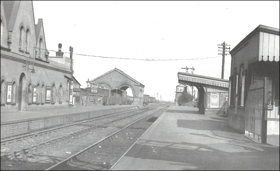 Queenborough Station unknown date