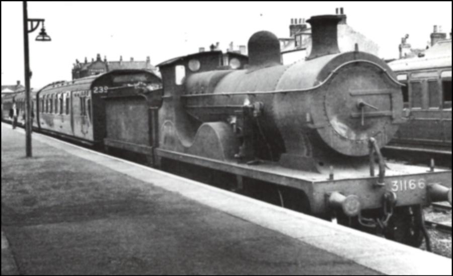 Sheerness 1953