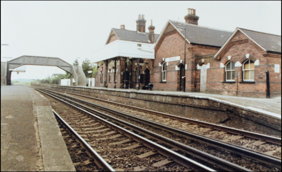 1986 Charing Station