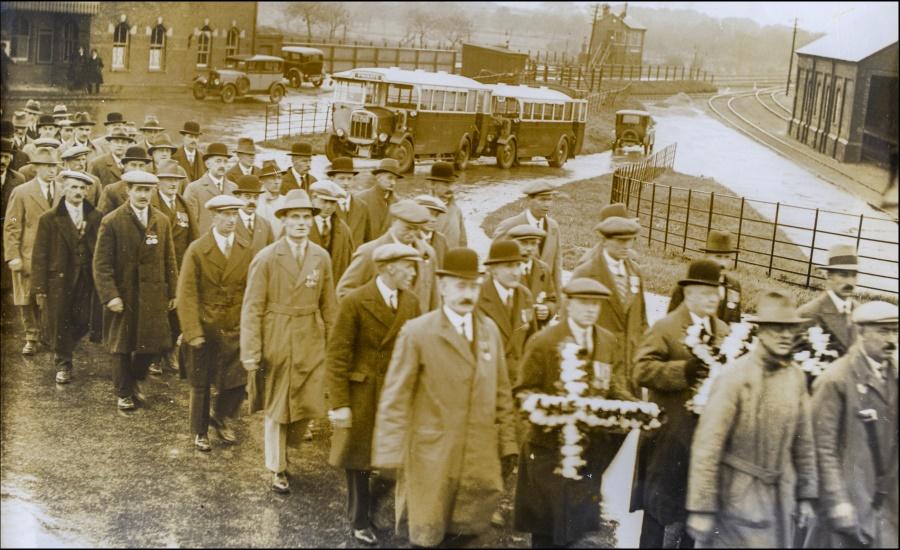 Charing Station Circa 1920