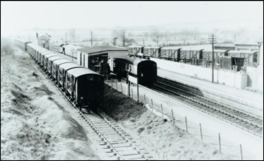 Charing Station Circa 1958