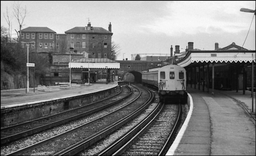 Maidstone West 1986